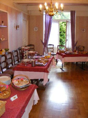 Grand Hotel de l'Europe : Buffet petit déjeuner