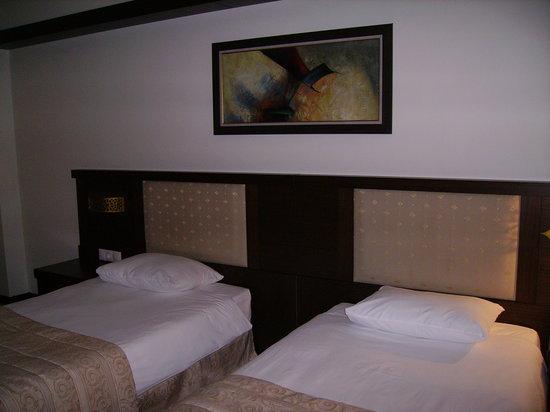 Tourist Hotel & Resort Cappadocia : habitacion del hotel