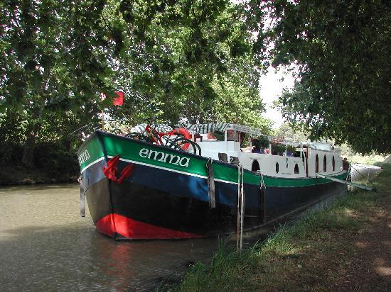 Canal du Midi: The Emma