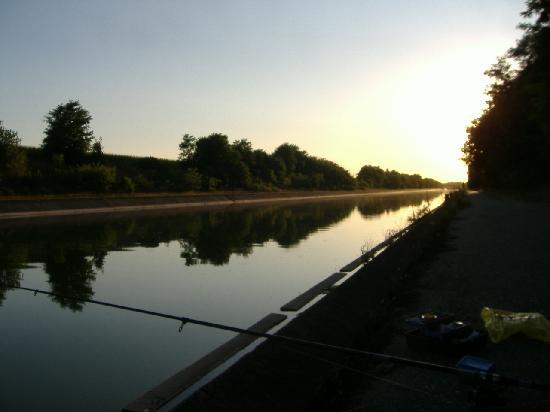 Cremona, Italy: Fiume Adda