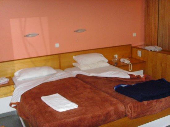 Iria Mare Hotel: Chambre