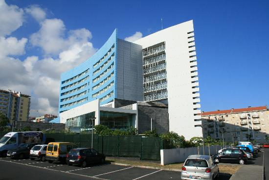 The Lince Azores Great Hotel: Hotel NSL in Ponta Delgada
