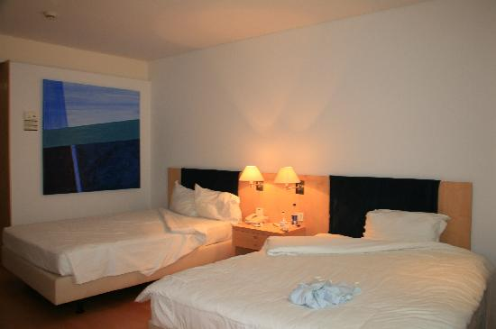 The Lince Azores Great Hotel: Interior of Hotel NSL