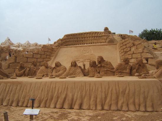Carvoeiro, البرتغال: Fiesa 2007 Sand Scuptures