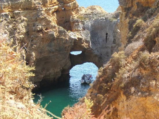 Carvoeiro, البرتغال: Ponte de Piedade - Lagos