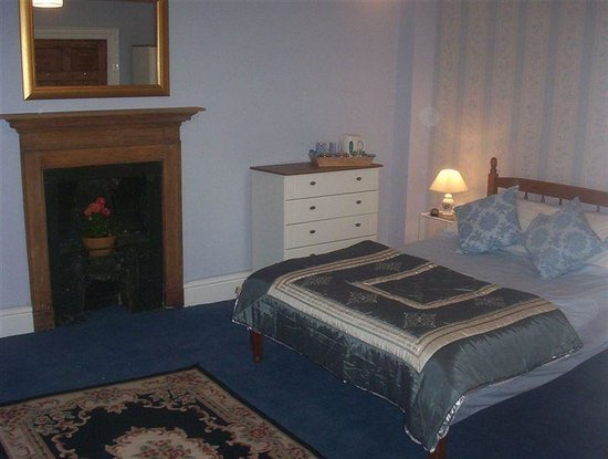 Plas Mawr Bed & Breakfast: Double Room