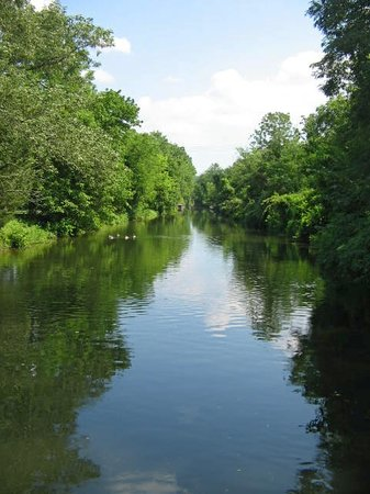 Lambertville, Нью-Джерси: Delaware Canal