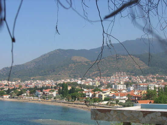 Turkish Aegean Coast, Turkey: le village d'OZDERE
