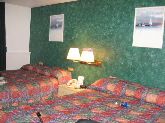 FairBridge Inn Express Coeur d'Alene: Room 120