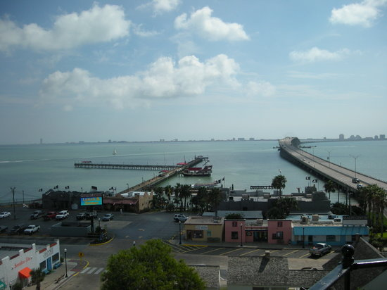 Port Isabel, Teksas: View from P.I. Lighthouse