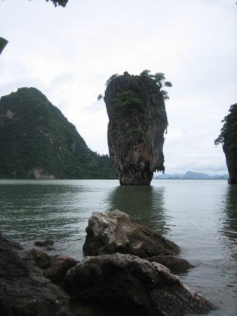 Tailandia: Isla de James Bond