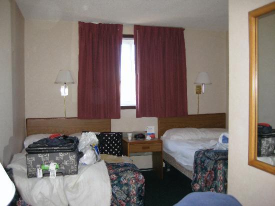 Super 8 Kenmore/Buffalo/Niagara Falls Area: Small double room