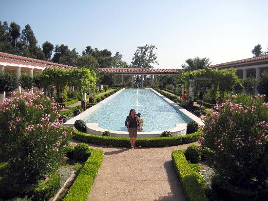 Marble Room Picture Of The Getty Villa Malibu Tripadvisor