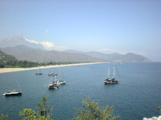 Harun Pansiyon: Beach