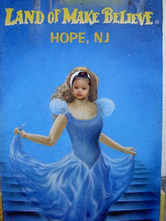 Hope, NJ: Land of Make Believe Princess