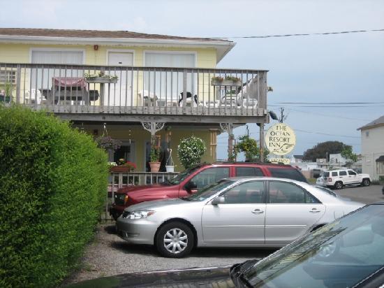 The Ocean Resort Inn: Ocean Resort Inn