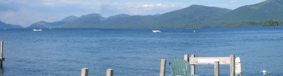 Golden Sands Resort on Lake George Photo
