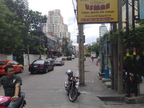 Som's Guesthouse : Soi 22, located next to Imperial Queens Park