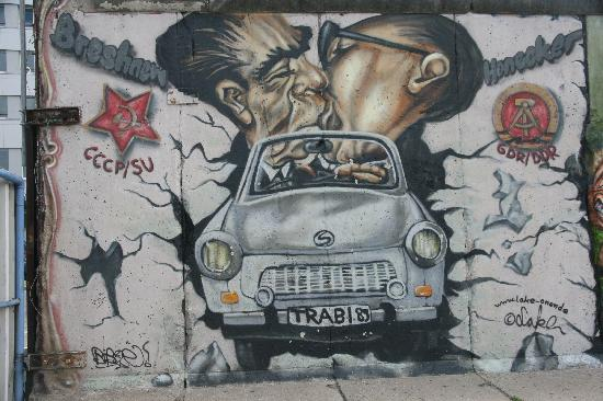 East side gallery brotherly love