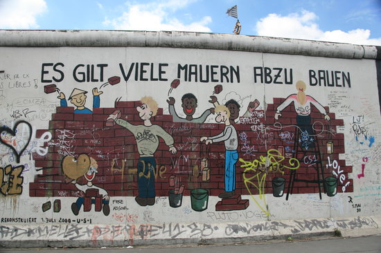 Image result for east side gallery
