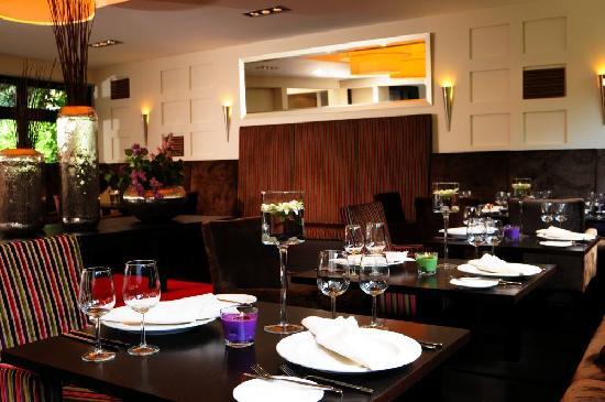 Hotel Friends Mittelrhein: Das Restaurant in Hotelnähe