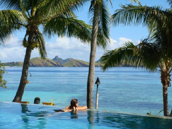 Tokoriki Island Resort: swimming pool