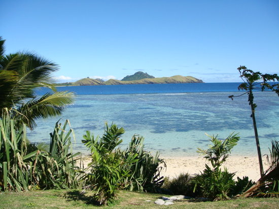 Tokoriki Island, Fiji: View from Sunset Pool Villa