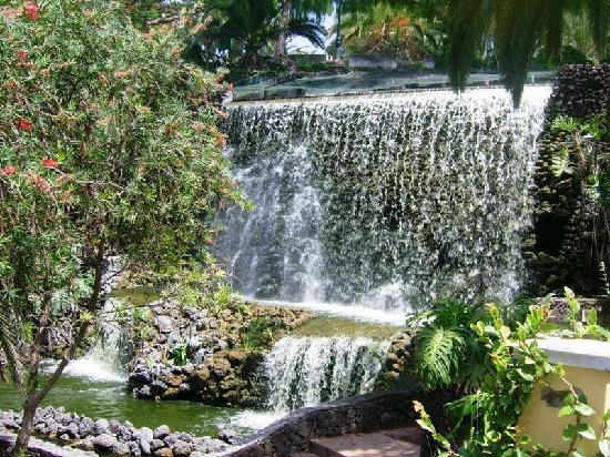 Parque Taoro : Wasserfall