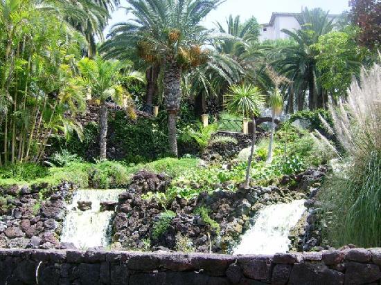 Parque Taoro : Im Park