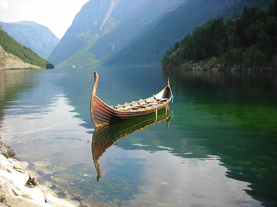 Fjords occidentaux, Norvège : VIKINGOS