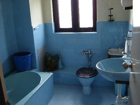 Hotel Meera : Bathroom