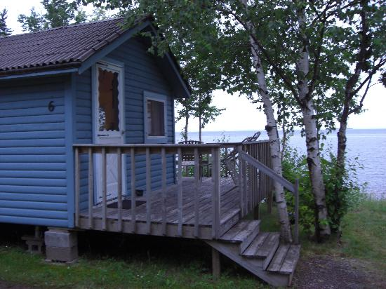 Bob's Cabins on Lake Superior's North Shore: cabin six