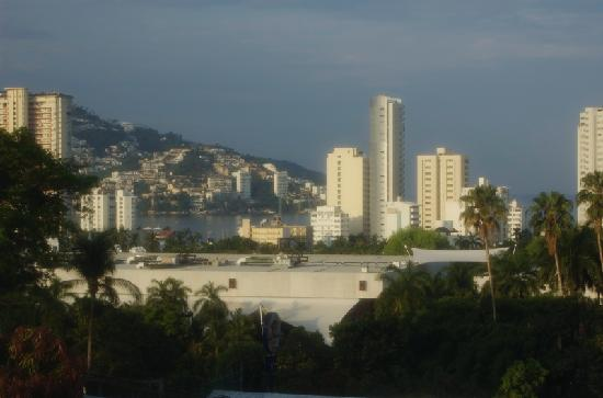 Villa Vidimar Acapulco: View from balcony during the daytime