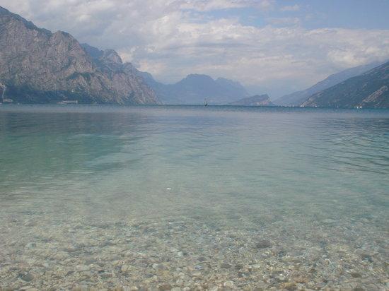 Malcesine, Italien: Lake Garda