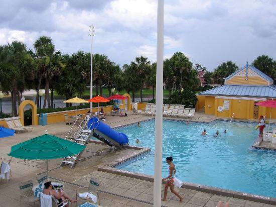 Disney S Caribbean Beach Resort Pool Of Jamaica