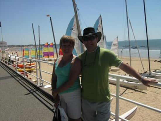 Pays de la Loire, França: Beachbums