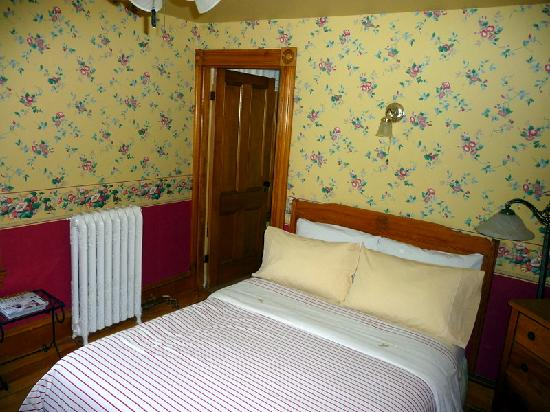 A la Maison Campbell B&B : Chambre Orford