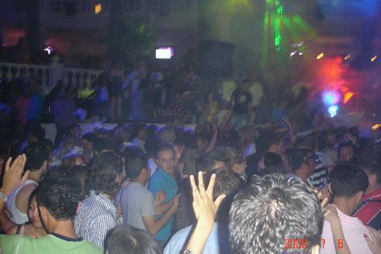 Aegean Gate Hotel: Halikarnass disco