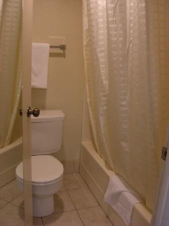 BEST WESTERN Cordelia Inn : bathroom