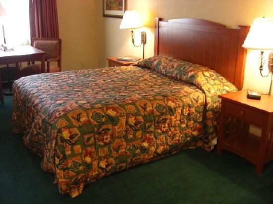 BEST WESTERN Cordelia Inn : Standard Queen