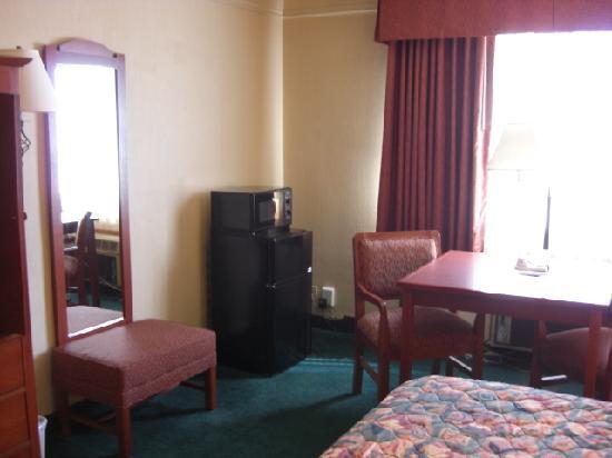 Best Western Cordelia Inn: Standard room