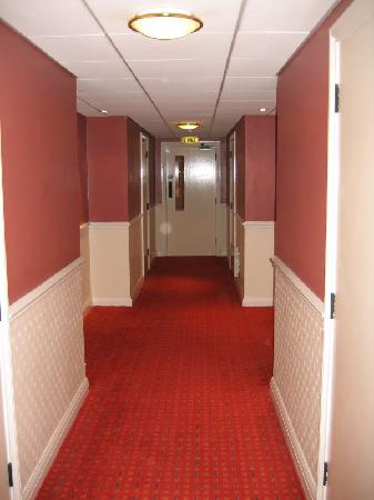 Innkeepers Lodge Hull, Willerby: Inn Corridor
