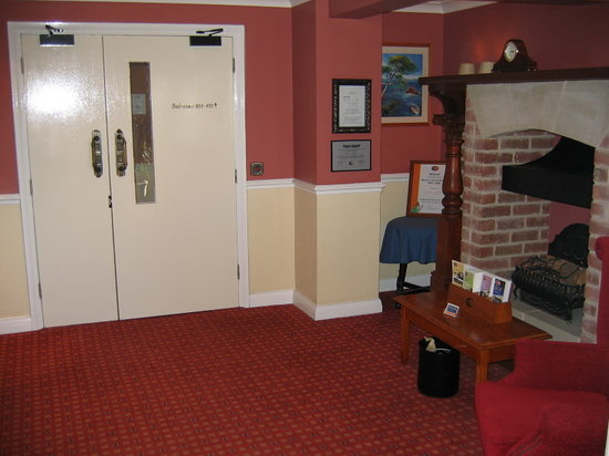 Innkeepers Lodge Hull, Willerby : Lobby of Inn