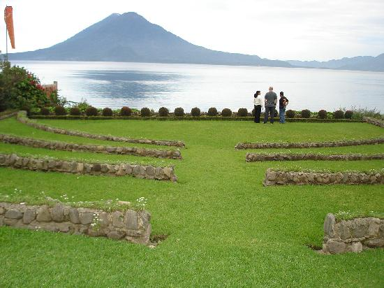 Hotel Atitlan: Great place for a wedding