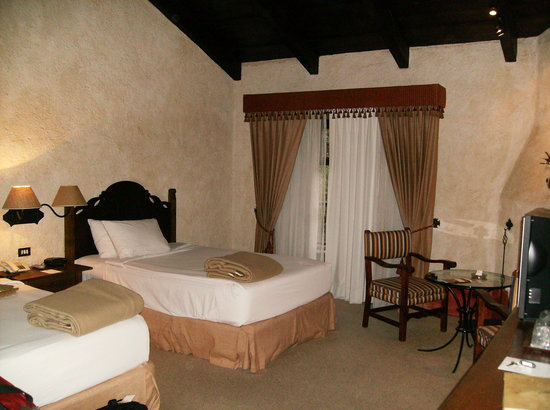 Casa Santo Domingo: my standard room