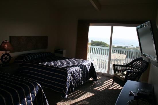 The View Inn & Suites : Beds