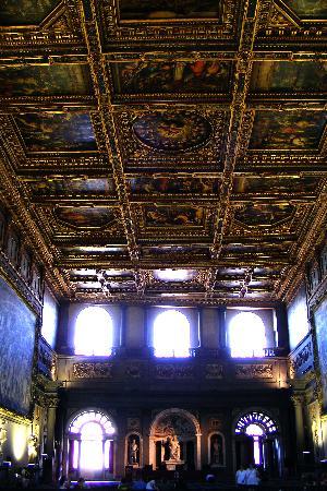 Palazzo Pitti: Room in the Pitti