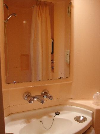 Premiere Classe Caen Est - Mondeville: Il bagno - The bathroom