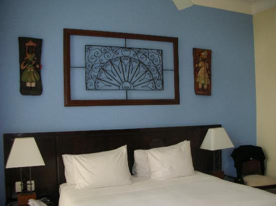 Hotel Casa do Amarelindo: my room