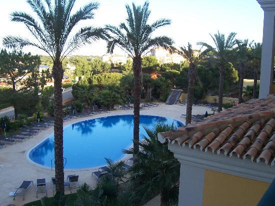 Lagunamar Suites: Vista piscina